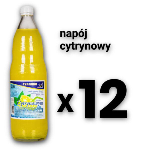 Cyranka 1,0L Napój Cytrynowy