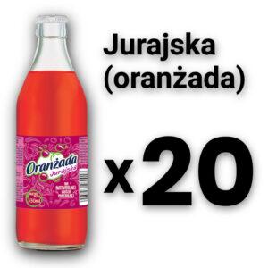 Jurajska 0,33 oranżada
