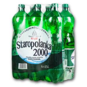 Staropolanka 2000 1,5L gazowana