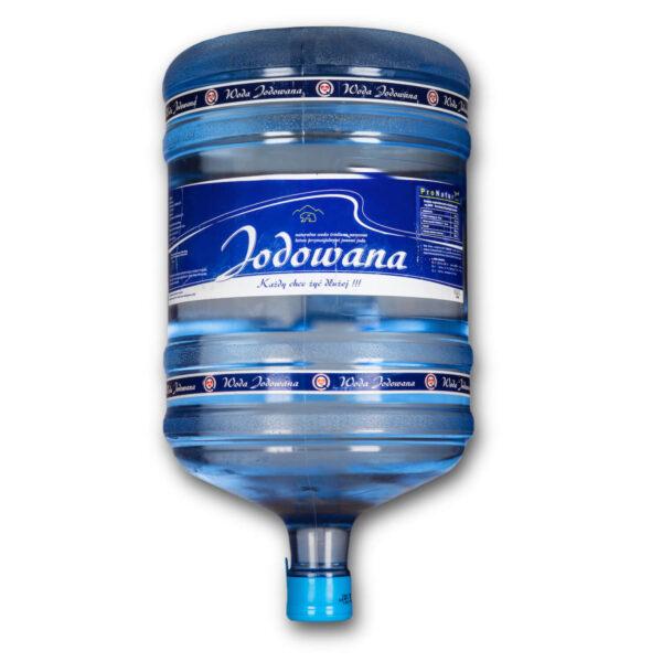 Woda Jodowana 18,9L niegazowana