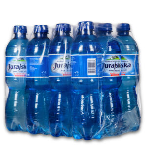 Woda Jurajska 0,5L gazowana