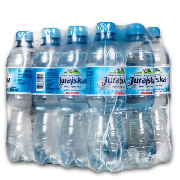 Woda Jurajska 0,5L niegazowana