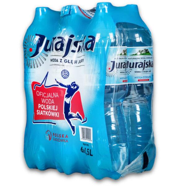 Woda Jurajska 1,5L niegazowana