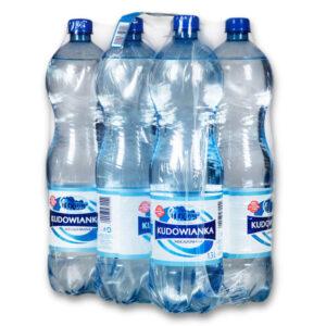 Woda Kudowianka 1,5L niegazowana