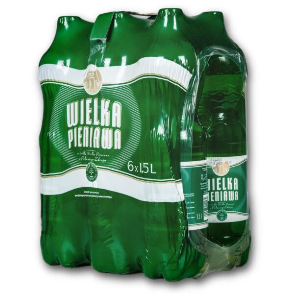 Woda Wielka Pieniawa 1,5L