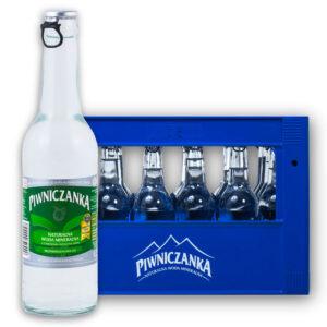 Piwniczanka 0,33 l butelka zwrotna lekko gazowana (średnionasycona CO2)