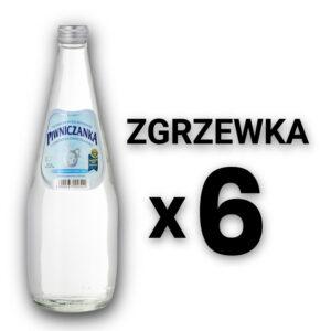 Piwniczanka zgrzewka 0,7 l niegazowana (niskonasycona CO2)