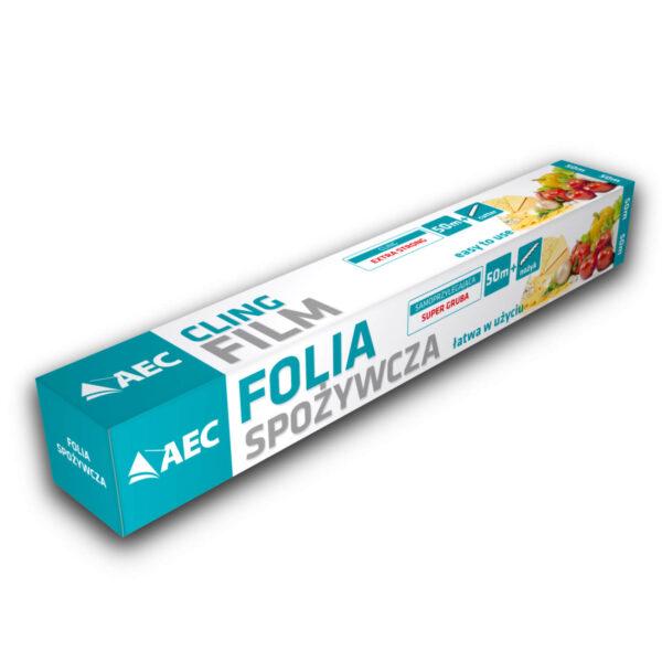 folia spożywcza 50m AEC